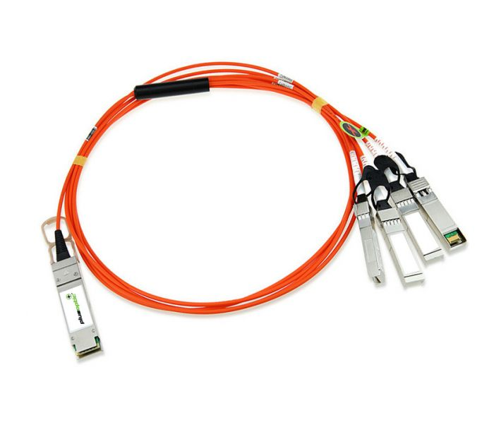 AOCQSFP+-4-5M-PLU PlusOptic QSFP+ DAC Cable