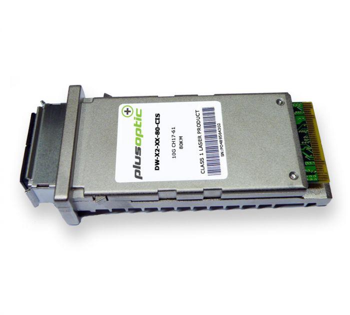 DW-X2-XX-80-CIS Cisco 10G SMF 80KM Transceiver