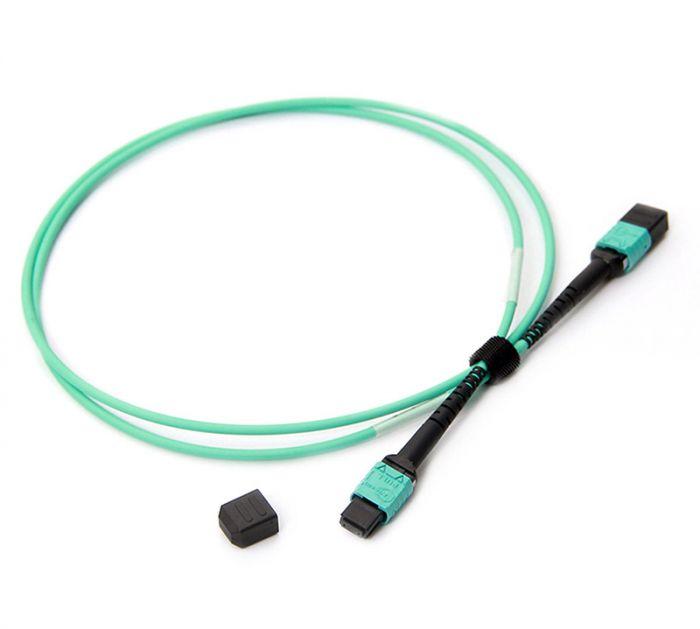 MPOFF-OM4-1M-12 OM4 PlusOptic Multimode Fibre Cable