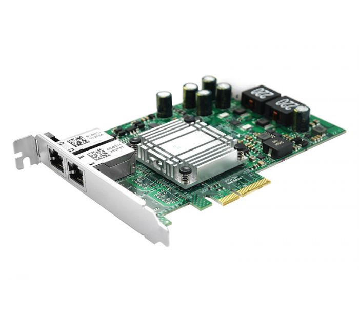 NIC-ICC-2RJ45-POE-PLU Intel I350AM2       Ethernet NIC Card