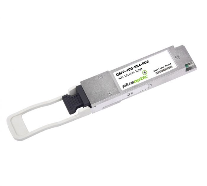 QSFP-40G-ER4-FOR Fortinet 40G SMF 30KM Transceiver