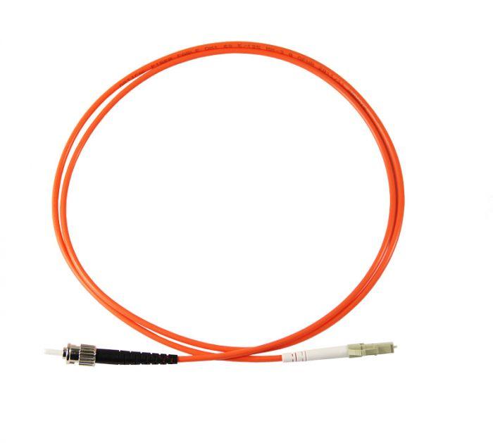 LC-ST-OM1-5M-SX OM1 PlusOptic Multimode Fibre Cable
