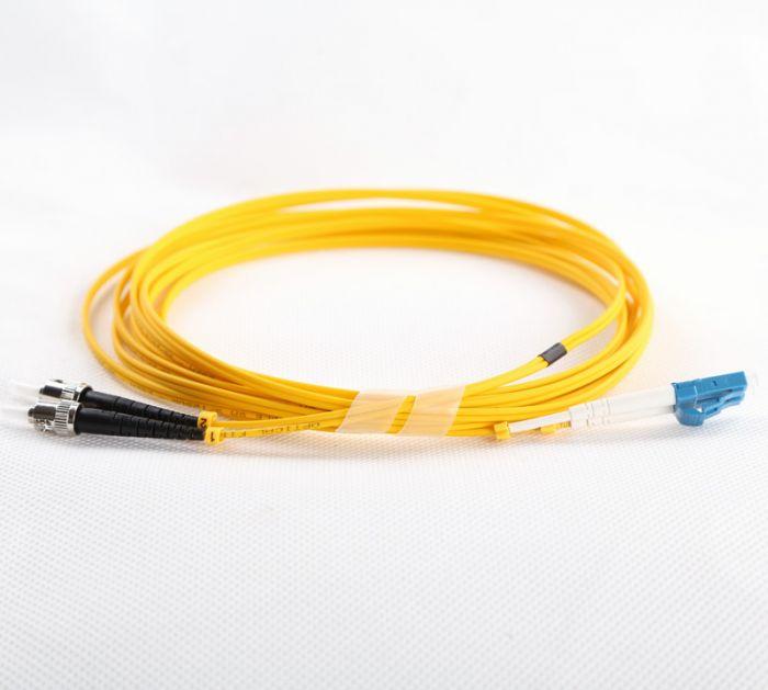 LC-ST-OS1-10M-DX OS1 PlusOptic Singlemode Fibre Cable