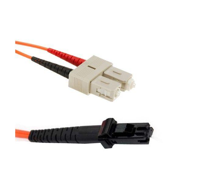 MTRJ-SC-OM1-5M-SX OM1 PlusOptic Multimode Fibre Cable