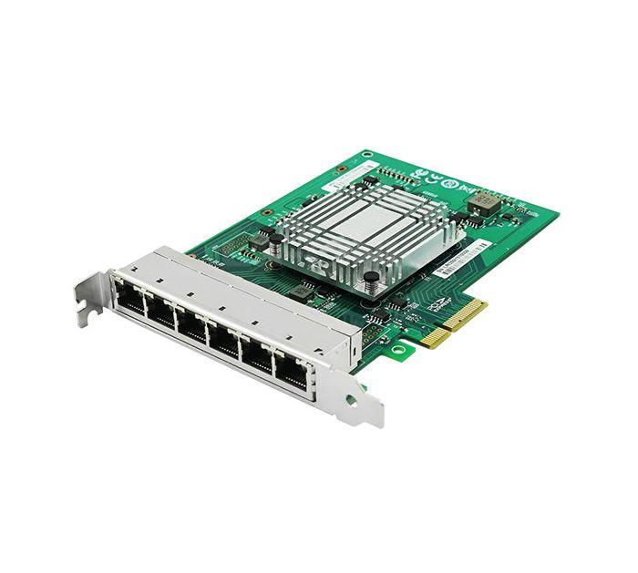 NIC-PCIE-6RJ45-PLU Intel Ethernet NIC Card