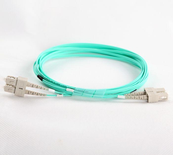 SC-SC-OM3-15M-DX OM3 PlusOptic Multimode Fibre Cable
