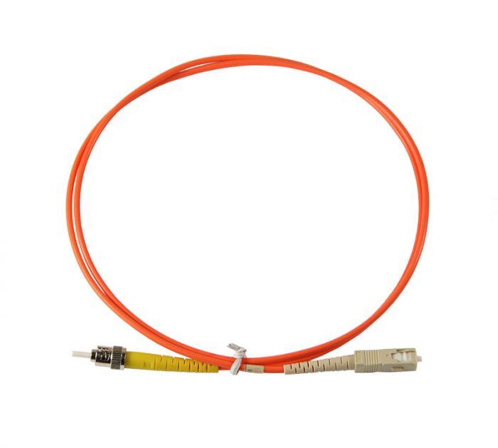 SC-ST-OM1-50M-SX OM1 PlusOptic Multimode Fibre Cable