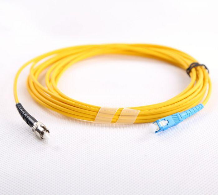 SC-ST-OS1-0.5M-SX OS1 PlusOptic Singlemode Fibre Cable