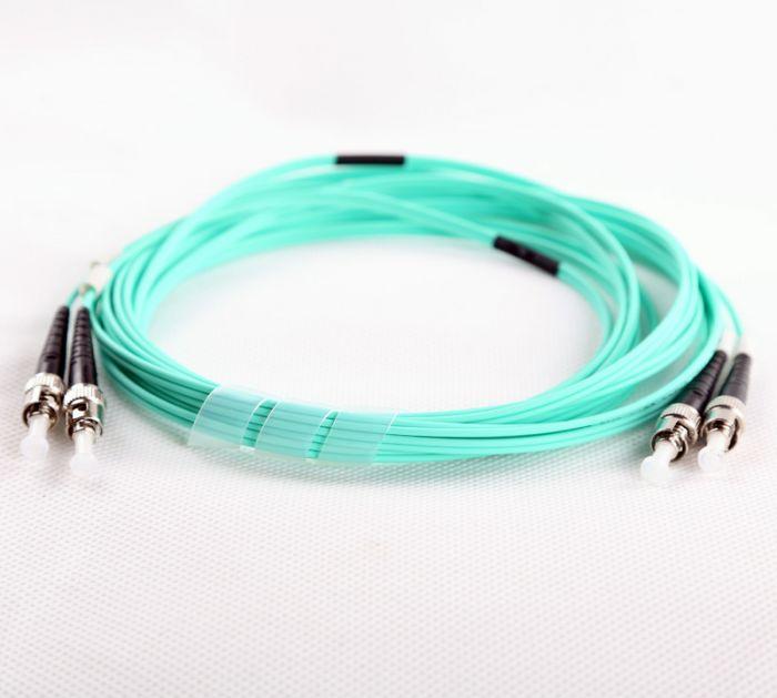 ST-ST-OM4-15M-DX OM4 PlusOptic Multimode Fibre Cable
