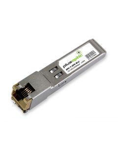 Plusoptic Bluecoat compatible SFP-T-GFE-BLU. Bluecoat compatible Copper SFP 367 100M. SFP-T-GFE-BLU