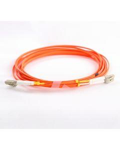 LC-LC-OM1-0.5M-DX OM1 PlusOptic Multimode Fibre Cable
