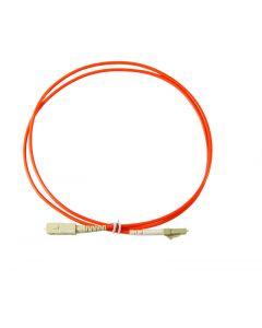 LC-SC-OM1-0.5M-SX OM1 PlusOptic Multimode Fibre Cable