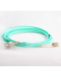 LC-SC-OM3-30M-DX OM3 PlusOptic Multimode Fibre Cable