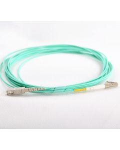 LC-SC-OM3-2M-SX OM3 PlusOptic Multimode Fibre Cable