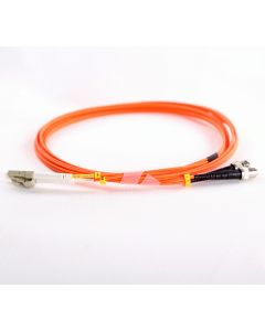 LC-ST-OM1-15M-DX OM1 PlusOptic Multimode Fibre Cable