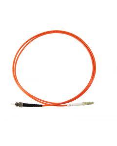 LC-ST-OM1-0.5M-SX OM1 PlusOptic Multimode Fibre Cable