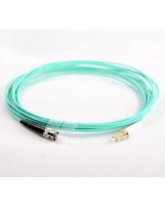 LC-ST-OM3-2M-SX OM3 PlusOptic Multimode Fibre Cable