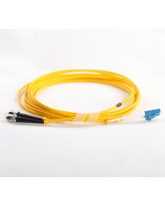 LC-ST-OS1-1M-DX OS1 PlusOptic Singlemode Fibre Cable