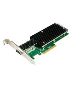NIC-PCIE-1QSFP+-PLU Intel Ethernet NIC Card