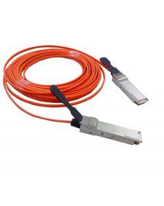 PlusOptic compatible AOCQ28-1M-PLU 1M QSFP28 to QSFP28