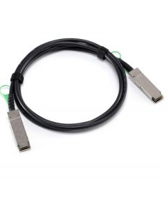 Dell compatible DACQSFP-1M-DEL 1M QSFP+ to QSFP+ CBL-QSF40GE-PASS-1M