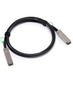 PlusOptic compatible DACQ28-2M-PLU 2M QSFP28-QSFP28
