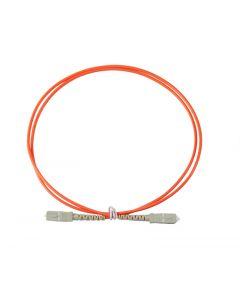 SC-SC-OM1-0.5M-SX OM1 PlusOptic Multimode Fibre Cable