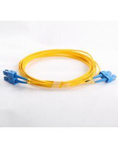 SC-SC-OS1-0.5M-DX OS1 PlusOptic Singlemode Fibre Cable