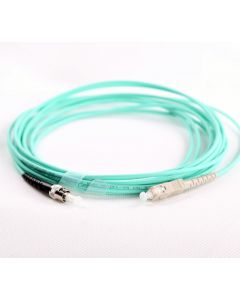 SC-ST-OM3-2M-SX OM3 PlusOptic Multimode Fibre Cable