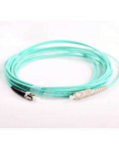 SC-ST-OM3-50M-SX OM3 PlusOptic Multimode Fibre Cable