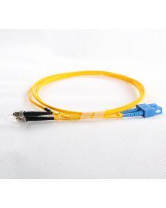 SC-ST-OS1-2M-DX OS1 PlusOptic Singlemode Fibre Cable