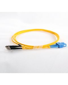 SC-ST-OS1-15M-DX OS1 PlusOptic Singlemode Fibre Cable