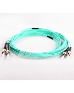 ST-ST-OM3-0.5M-DX OM3 PlusOptic Multimode Fibre Cable