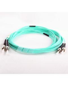 ST-ST-OM3-10M-DX OM3 PlusOptic Multimode Fibre Cable